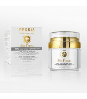 Active Anti Aging Face Cream Perris Skin Fitness.