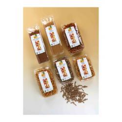 Fideos de trigo integral bio 500 g Biocosi - Imagen 1