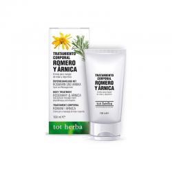 Tratamiento corporal de Romero y Arnica 100 ml Tot herba - Imagen 1