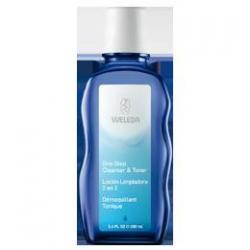 Loción limpiadora facial 2 en 1 100 ml Weleda - Imagen 1