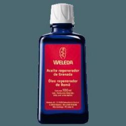 Aceite corporal regenerador de granada 100 ml Weleda - Imagen 1