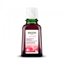 Agua dentifrica de ratania 50ml Weleda - Imagen 1