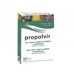 Propolvir 30 comprimidos Bioserum - Imagen 1