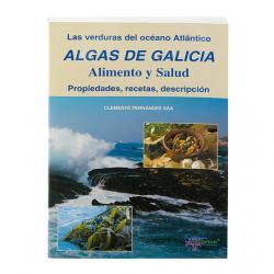 Libro de algas de galicia alimentos y salud. Algamar - Imagen 1