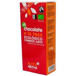 Chocolate a la taza bio 350 g Alternativa 3 - Imagen 1