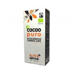 Cacao puro MG.21% bio 150g Alternativa3 - Imagen 1