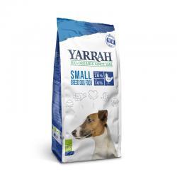 Pienso de pollo para perros raza pequeña con proteina 28% y grasa 14% bio 2 kg Yarrah - Imagen 1