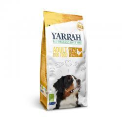 Pienso de pollo para perros adultos con proteína 26% y grasa 12 % bio 5 kg Yarrah - Imagen 1
