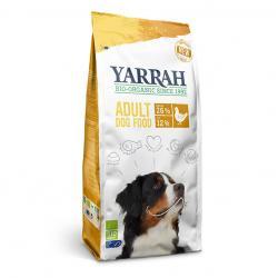 Pienso de pollo para perros adultos con proteinas bio 15 kg Yarrah - Imagen 1