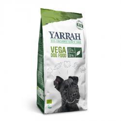 Pienso vegano para perros adultos con proteína 21% y grasa 13% bio 2 kg Yarrah - Imagen 1