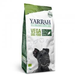 Pienso vegano perros adultos con proteína 21% y grasa 13% bio 10 kg Yarrah - Imagen 1