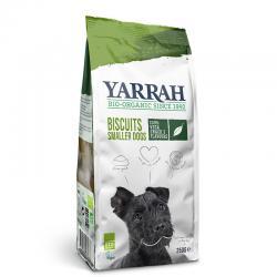 Galletas veganas con algas para perros bio 250 g Yarrah - Imagen 1