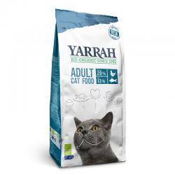 Pienso para gatos con pescado y proteína bio 800g Yarrah - Imagen 1