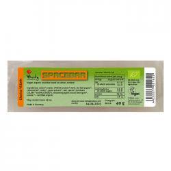 Spacebar Mini Chorizo barrita bio 40 g Wheaty - Imagen 1