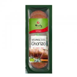 Lonchas de chorizo bio 80 g Wheaty - Imagen 1