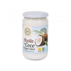 Aceite de coco virgen extra bio 1 L Sol Natural - Imagen 1
