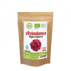 Arandanos rojos de canada bio 125g Sol Natural - Imagen 1
