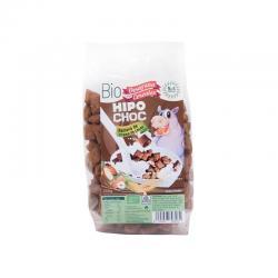 Cereales Hipo choc rellenos chocolate bio 250g Sol Natural - Imagen 1