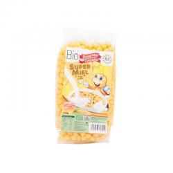 Cereales Bolitas de maiz super miel bio 250g Sol Natural - Imagen 1