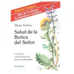 """Libro """"Salud de la Botica Señor"""" Maria Treben - Imagen 1"""