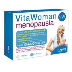 Vitawoman menopausia 60 comprimidos Eladiet - Imagen 1