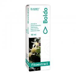 Boldo extracto 50 ml Eladiet - Imagen 1