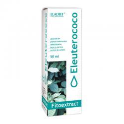 Eleuterococo extracto 50 ml Eladiet - Imagen 1