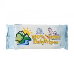 Toallitas húmedas para bebé Babywipes 72 uds Biocop - Imagen 1