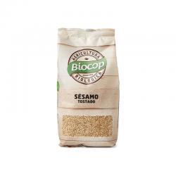 Sesamo tostado bio 500 g Biocop - Imagen 1