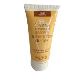 Crema de manos de almendra 50 ml Bactinel - Imagen 1