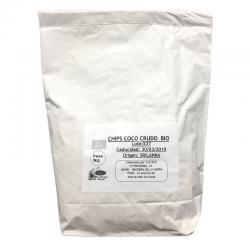 Chips coco crudo bio 1 kg Dream Foods - Imagen 1