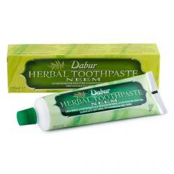 Dentifrico ayurvedico al neem 100 ml Dabur - Imagen 1
