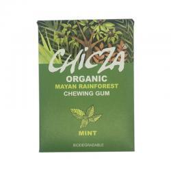 Chicles de sabor menta bio 30g Chicza - Imagen 1