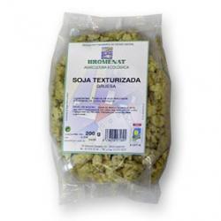 Soja texturizada gruesa bio 200 g Kromenat - Imagen 1