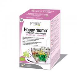 Happy mama infusion bio 20 filtros Physalis - Imagen 1