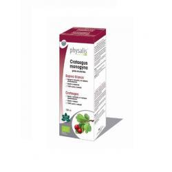 Espino blanco (crataegus monogyna) extracto hidroalcoholico bio 100ml Physalis - Imagen 1