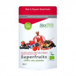 Superfruits raw superfood bio 200g Biotona - Imagen 1