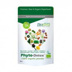 Phyto-detox superfood bio 200g Biotona - Imagen 1