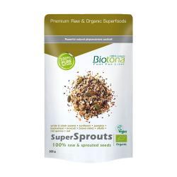 Supersprouts (semillas germinadas) bio 300g Biotona - Imagen 1