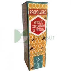 Extracto de propolis analcoholico 50 ml Propolvero Fonte de vita - Imagen 1