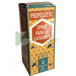 Spray garganta de propolis 20 ml Propolvero Fonte de vita - Imagen 1