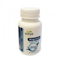 Magnesio marino 600 mg 100 comprimidos Sotya - Imagen 1
