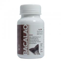Aceite de higado de bacalao 685 mg 110 perlas Sotya - Imagen 1