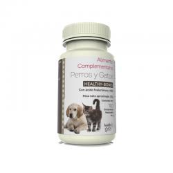 Articulaciones healthy bones 1g 100 comprimidos Healthy Pets - Imagen 1