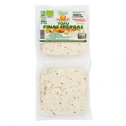 Tofu fresco a las finas hierbas bio 2x150g Vegetalia - Imagen 1