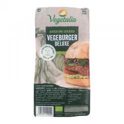 Vegeburguer Barbacoa bio 160 g Vegetalia - Imagen 1