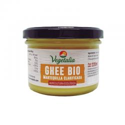 Ghee mantequilla clarificada bio 220ml Vegetalia - Imagen 1
