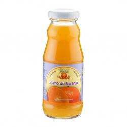 Zumo de naranja bio 200 ml Vegetalia - Imagen 1