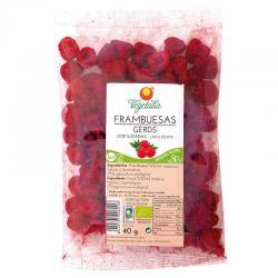Frambuesa liofilizada ccpae bio 40 g Vegetalia - Imagen 1