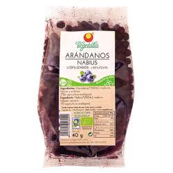 Arandanos liofilizados bio 40 g Vegetalia - Imagen 1